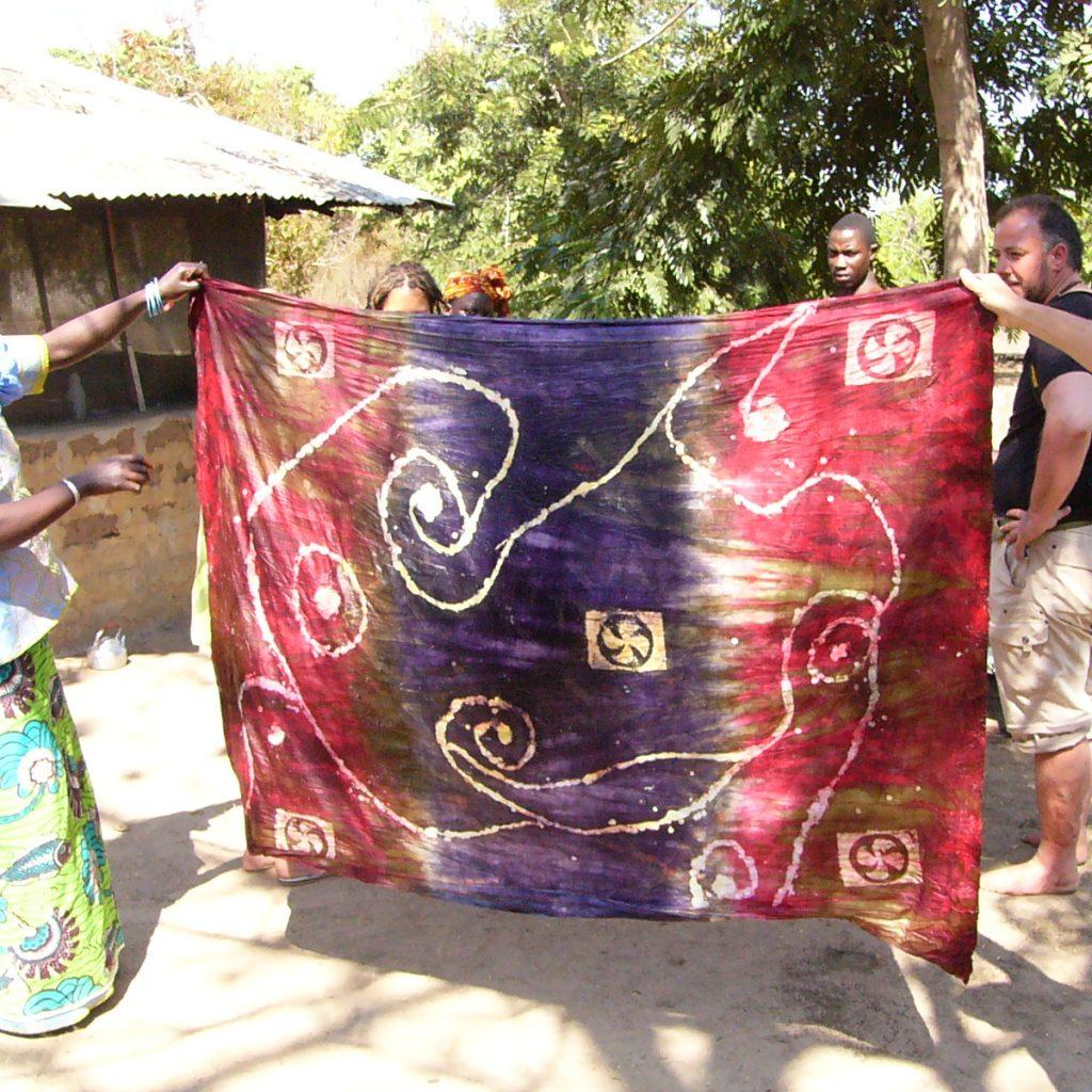 Batiken Tumani Tenda499