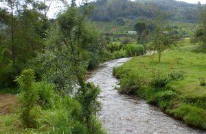Fluss bei Kunyu
