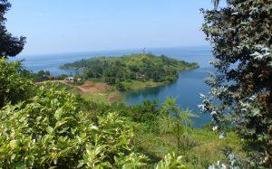 Kake Kivu am Congo Nile Trail
