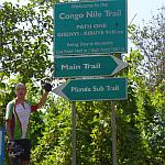 Afrika - der Congo Nile Trail in Ruanda