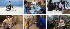 Fahrradtour vom Kilimandscharo nach Sansibar
