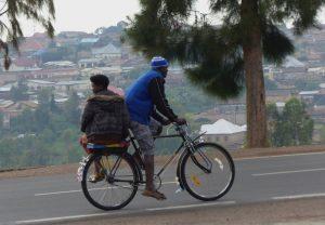 Fahrrad in Muhanga, Reisebericht Fahrradtour Ruanda