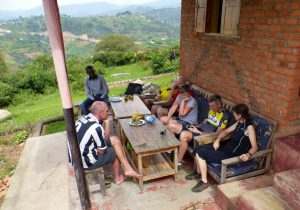 Reisebericht Fahrradtour Ruanda, Kigarama Esperance nach Morogonero
