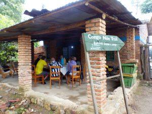 Reisebericht Fahrradtour Ruanda, Bumba Base Camp
