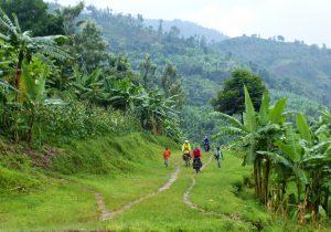 Reisebericht Fahrradtour Ruanda, Congo Nile Trail von Bumba nach Kinunu