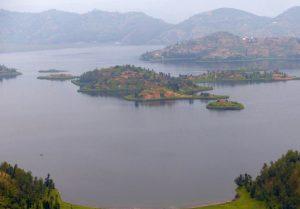 Reisebericht Fahrradtour Ruanda, Foyer de Charité und Blick auf den Lake Ruhondo