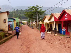 Reisebericht Fahrradtour Ruanda, Gakenke