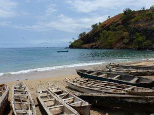 São Tomé Strand
